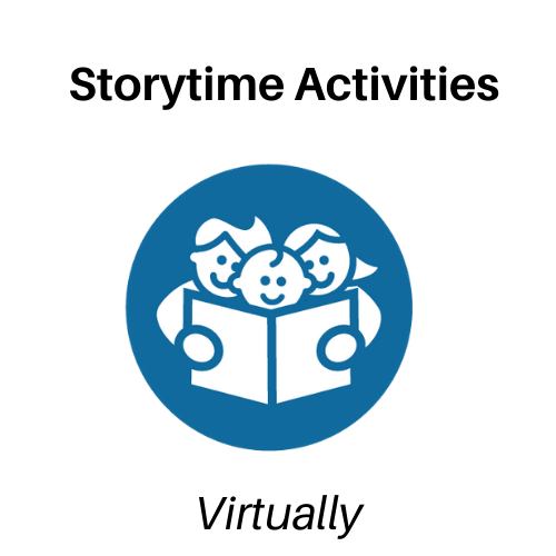 Storytime Activities Logo